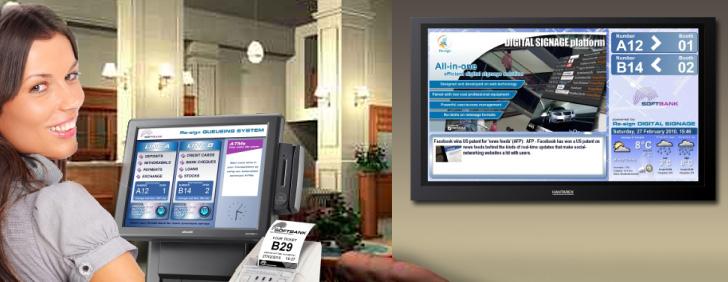 Re-sign Flight Information Display System